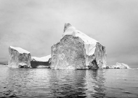 Iceberg, Scoresbysund, Greenland