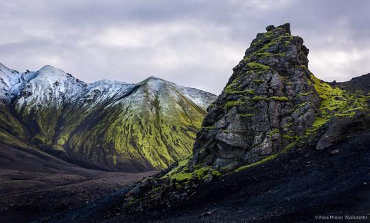 Langisjór region, Iceland