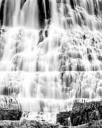 Dynjandi waterfall, Iceland