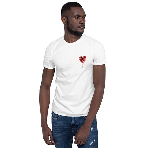 """Limited Edition"" Heartbleed Short-Sleeve Unisex T-Shirt"
