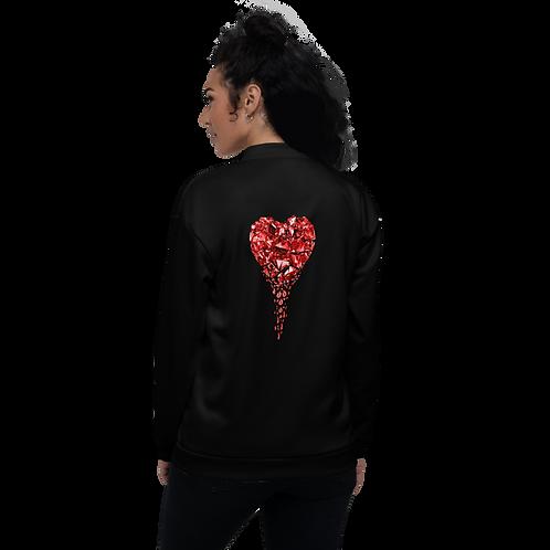 Heartbleed Unisex Bomber Jacket