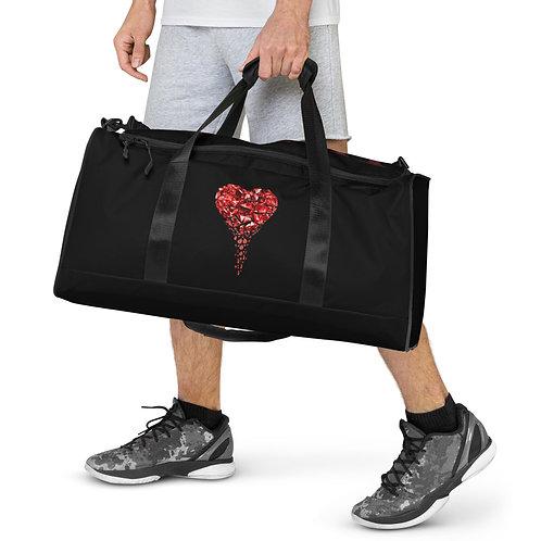 """Limited Edition"" Heartbleed Duffle bag by Ziina"