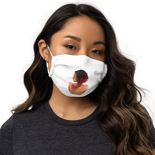 Heartbleed Premium Face Mask