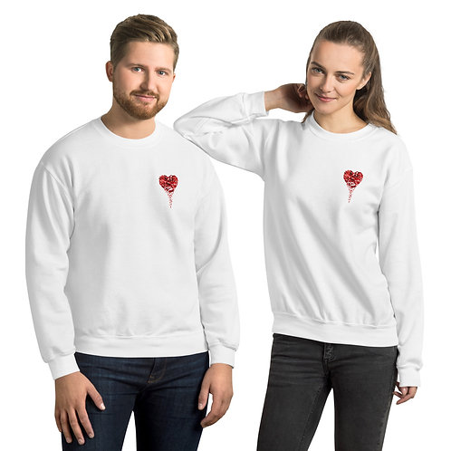 """Limited Edition"" Heartbleed Unisex Sweatshirt"