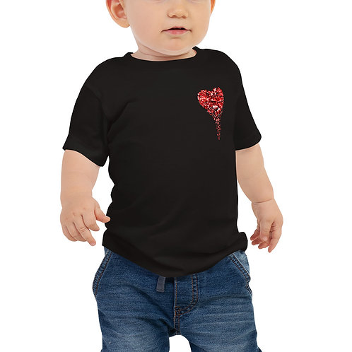 """Limited Edition"" ""Heartbleed"" Baby Tee"