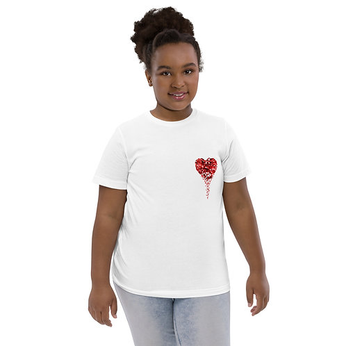 """""""Limited Edition"""" """"Heartbleed"""" Youth jersey t-shirt"""