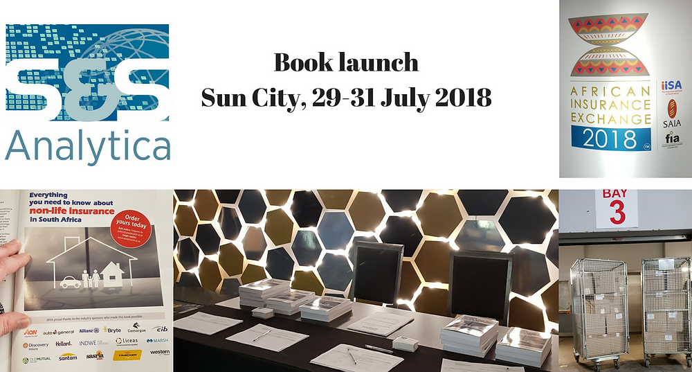 Book launch at Sun City