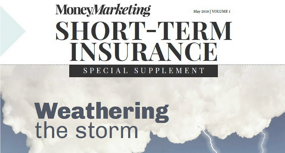 Short Term Insurance, Weathering the storm - an article by Gareth Stokes published in Money Marketing