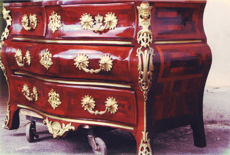 Commode tombeau Louis XV