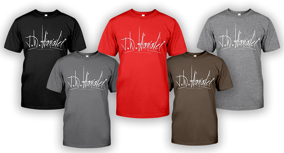 J.W.Hanalei Productions T-Shirts.png