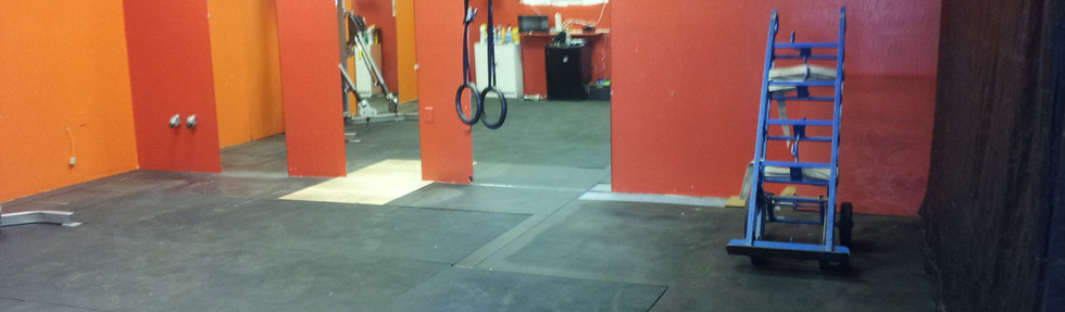 The Main Workout Room