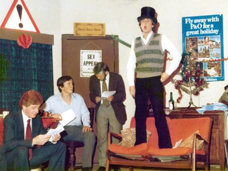 75 Years of Drama in Farnborough Village