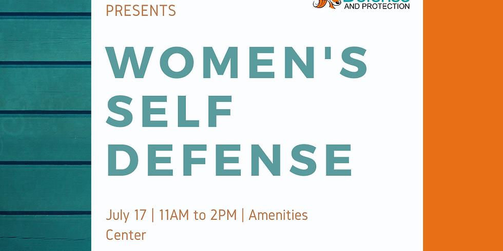 CCMC Women's Self Defense Class - JULY