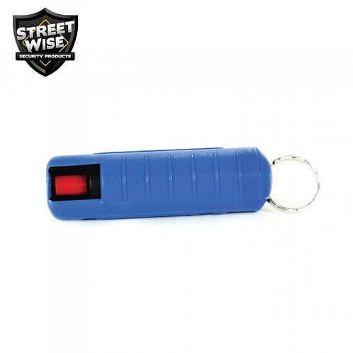 Pepper Spray, blue