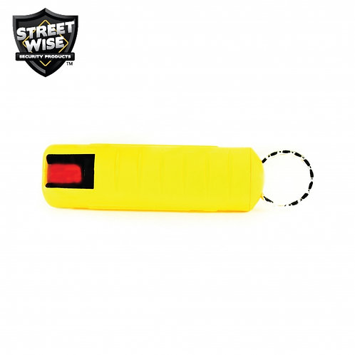 Pepper Spray, yellow