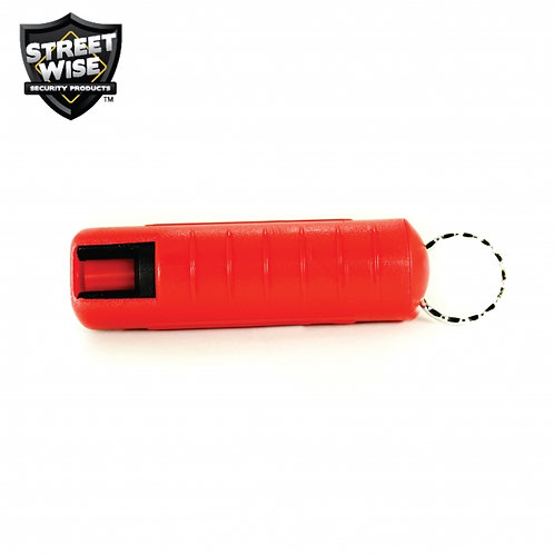 Pepper Spray, red