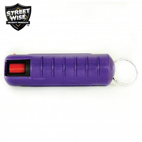 Pepper Spray, purple