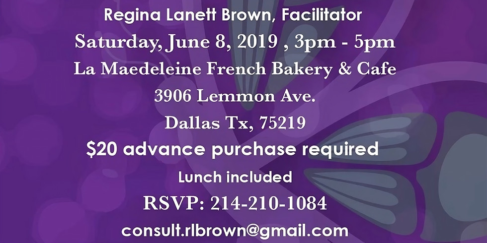 Level Up! Empowerment Lunch & Learn