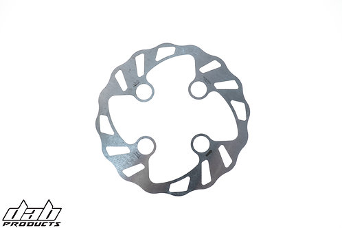SLOTTED WAVY FRONT BRAKE DISC FOR MONTESA COTA 4RT 2005-2020