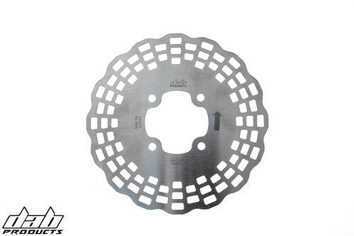 FIM SPEC REAR BRAKE DISC TO FIT BETA EVO 2009-2020 2T & 4T