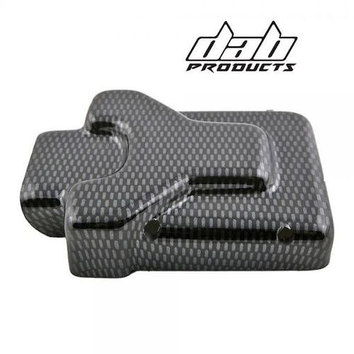 SHERCO 12-17 CARBON LOOK CDI COVER PROTECTOR