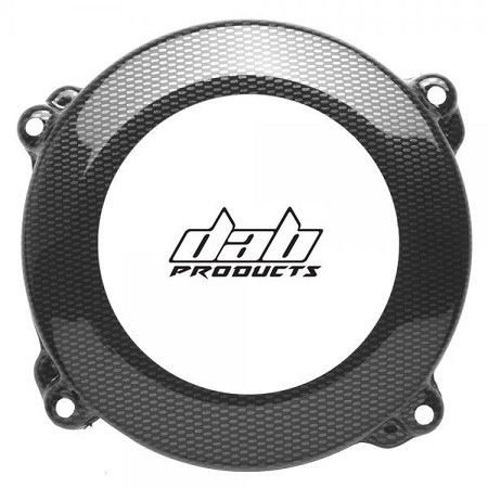 SHERCO 2011-2019 CARBON LOOK CLUTCH COVER CASE SAVER SCORPA 15-19
