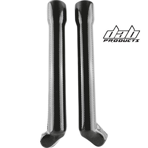 MONTESA 315R 4RT 00-18 SHOWA LOWER FORK GUARDS COVERS CARBON LOOK