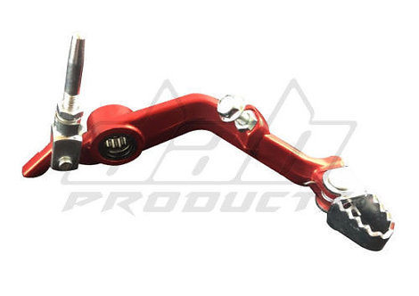 MONTESA 315R & 4RT REAR BRAKE LEVER PEDAL RED & SILVER