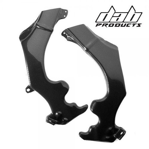 MONTESA 4RT & 4RIDE CARBON LOOK FRAME PROTECTORS COVERS 2005-2018