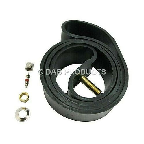TRIALS TUBELESS RIM TAPE WITH VALVE FOR GAS GAS SHERCO BETA SHERCO