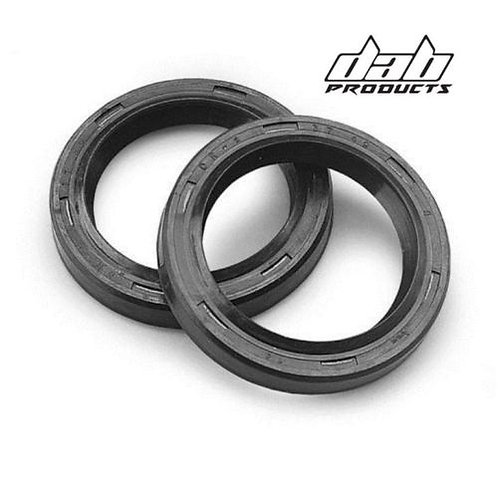 38 x 50 x 8/9.5 FORK OIL SEALS 1PR FOR SHERCO BETA SCORPA PAIOLI FORKS