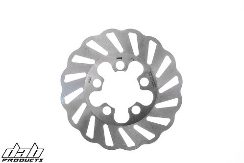 SLOTTED WAVY REAR BRAKE DISC FOR MONTESA COTA 315R 1997-2004
