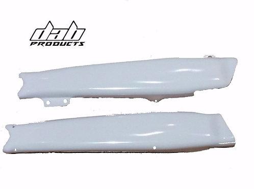 BETA EVO SWING ARM COVERS WHITE 2009-2019