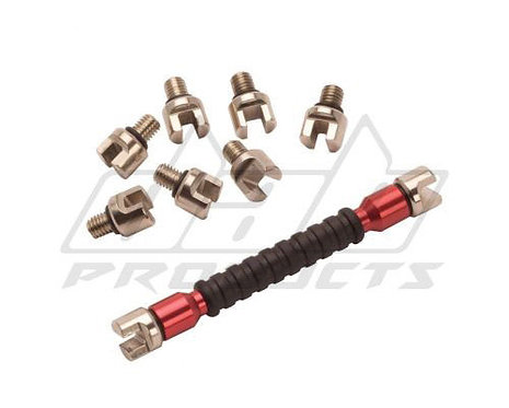 SPOKE KEY INTERCHANGEABLE MULTI TIP TYPE SIZES 5.4mm TO 7.0mm