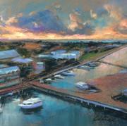 Docked in Key West