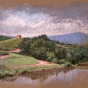 Orchard on the Blue Ridge