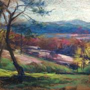 Hilltop View, Jasper Hills in Spring