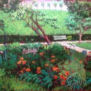 Vincent's Russian Garden: St. Petersburg