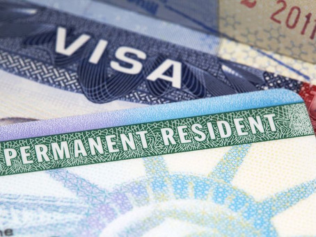 Obtaining a Green Card or Permanent Residency through a Spouse While Living in the U.S.