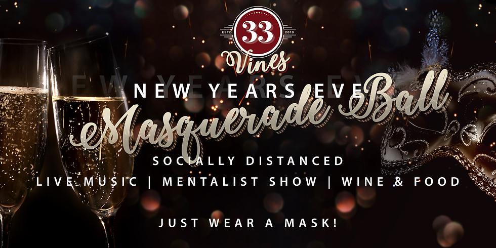 New Years Masquerade Ball