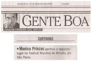 O Globo - 15/12/2004
