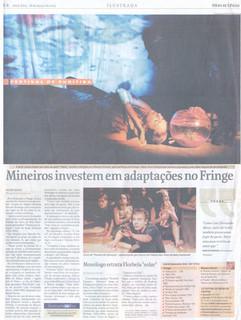 Folha de São Paulo - 28/03/2003