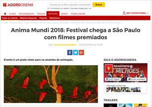 ADORO CINEMA - 01/08/2018