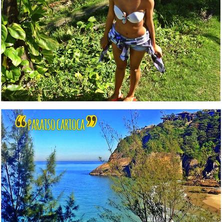 Praia da Joatinga | A amada jojo!