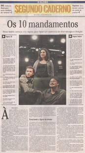 O Globo - 03/12/2004