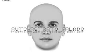 AUTO RETRATO FALADO | making of