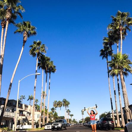 FUI MORAR NA CALIFORNIA