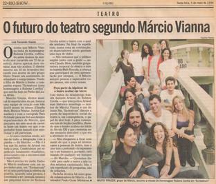 O Globo - 03/05/1996
