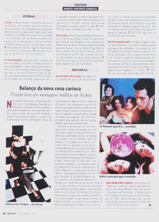Veja Rio - 15/01/2003
