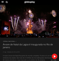 RJ TV - 29/11/2014